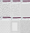 """2019 - Creative Expressions - 3D Embossing Folder 5 3/4"""" x 7 1/2"""" - Your choice"""