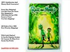 Rick And Morty 8th 3.5g - 7g mylar bags packaging (5-128 packs) label option!