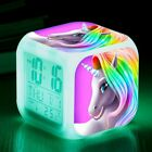Digital Alarm Child Kids Desk Clock