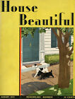 House Beautiful Cover 1931 Dogs Remodeling House Vintage Poster Repro FREE S/H