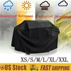 "Barbecue Waterproof Gas Grill Cover 31""-74"" BBQ Outdoor Heavy Duty Protection US"