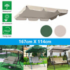 66x45'' Replacement Outdoor Swing Top Cover Canopy Patio Backyard Yard Porch USA