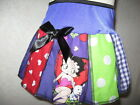 Skulls Pleated skirt Baby  Purple Betty Boop Spotted Party Gift Birthday Rock UK £14.5 GBP on eBay
