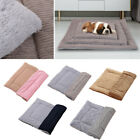 Pet Bed Mat Winter Thick Warm Dog Cat Pad Double-side Puppy Cushion Sofa Mats 41