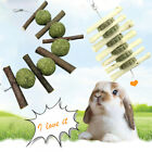 Pet Molar Tooth Snacks Grinding Toys Hanging Grasses Cakes Chewing Stick New
