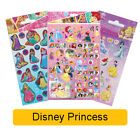 DISNEY PRINCESS Foil Stickers -Birthday Christmas Xmas Gift Stationery Colouring