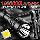 Kyпить 1000000Lumen Tactics Flashlight High Power Flashlight Coyote Hunting LED Camping на еВаy.соm