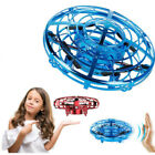 Mini UFO Drones for Kids Hand Controlled Flying Ball with LED Lights Indoor Toys