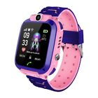 Kids Children Waterproof GPS TRACKER SMART WATCH Anti-lost SOS Call