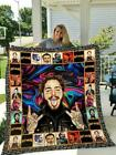 Post Malone Collection Fleece Blanket - Made In Us image