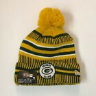NWT Unisex NEW ERA NFL Green Bay Packers Winter Cuff Pom Pom Beanie Multi Style $16.11 USD on eBay