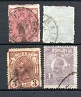 4 Vintage Romaina stamps priced to clear stock d
