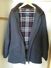 Authentic Vintage  burberry navy bleu Jackets For Men, size 3, L, made in SPAIN