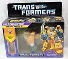 Transformers Original G1 1987 Weirdwolf Complete W/ Box Bubble Very Nice Unused For Sale