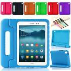 Kids Case for Huawei MediaPad T5 T3 10 8 EVA Shockproof Handle Stand Tough Cover