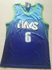 Dallas Mavericks #6 Kristaps Porzingis City Edition Basketball Jersey Size:S-XXL on eBay