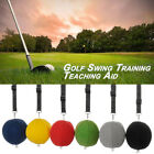 Portable Impact Ball Golf Swing Trainer Aid Practice Posture Correction Training