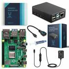 Vilros Raspberry Pi 4 Basic Starter Kit with Heavy Duty Cooling Aluminum Case