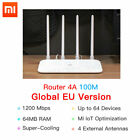 Xiaomi Mi 4A Router Gigabit Edition 2.4GHz+5GHz 4 Antenna 1167Mbps WiFi Repeater