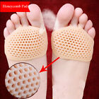 Foot Forefoot Pad Reusable Pain Relief Silicone Versatile Honeycomb Use