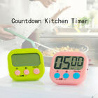 Magnetic Large Digital LCD Kitchen Cooking Timer Count-Down Up Clock Alarm US