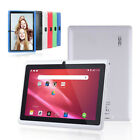 7'' Inch Kids Android Tablet PC 8GB Quad Core Dual Camera Wifi HD Tablets