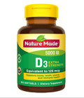 FixedPricenew extra strength vitamin d3 5000 supports bone, teeth, muscle