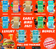 #1 Dubai ENTERTAINER 2021 ~ Fine & Casual Dining + Attractions + Spa ~ | 8 Days