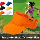 Running/golf sun visor cap,mens/womens,adjustable size,2 working days delivery