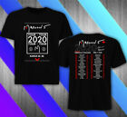 Maroon 5 and Megan Trainor Concert Tour 2020 T-SHIRT NEW ALL SIZE  image