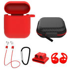 AirPod Accessories For Airpods Case Shockproof Protective Silicone Cover Skin