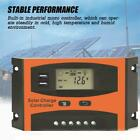 20-30A Solar Panel Regulator Battery Charger Controller With New USB LCD J8R9