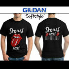 The Rolling Stones USA/CA No Filter Tour 2020 Concert Gildan T Shirt S-3XL image