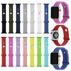 US STOCK For Apple Watch iWatch Series 5 4 3 21 38-44mm current Sport Loop Band image