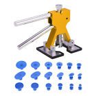 19PCS DENT REMOVAL REPAIR TOOL PULLER CAR BODY PAINTLESS DENT LIFTER KIT M9I8