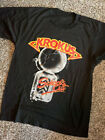 Krokus Tour Cotton Short Sleeve Black Men S-5XL Reprint T-Shirt K1550 image