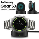 QI Wireless Charging Dock Cradle Smart Watch Charger For SAMSUNG Gear S2 S3 S4