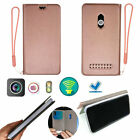 Silicone Protection Ring + Flip Cover Stand Shell Case for LeEco Meiigoo Lanix