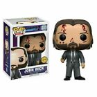 John Wick Funko New Pop Action Figure Protective Packaging Limited Edition Box