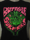 BUTTHOLE SURFERS FLY BAND Cotton  Black Men T-shirt S-4XL YY350 image
