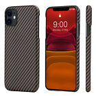 For iPhone 11 Slim Case Magnetic Cover Body Armor Material Aramid Fiber PITAKA