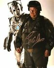 Doctor Who Autograph: CALVIN DEAN (Nightmare in Silver) Signed Photo