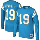 Mitchell & Ness Lance Alworth San Diego Chargers Powder Blue Retired Player Name $82.49 USD on eBay