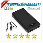 200000mAh USB Power Bank Portable Charger LED External Battery Pack For Phone