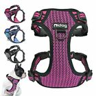 Dog Harness Reflective No-pull Adjustable Pet Puppy Vest For Small To Large Dogs