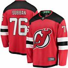 Fanatics Branded PK Subban New Jersey Devils Red Premier Breakaway Player
