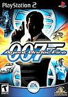 James Bond 007 in Agent Under Fire (Sony PlayStation 2, 2002) $3.49 USD on eBay