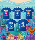 Shark Family & Group T-Shirt - Daddy,Mommy,Baby Shark Shirt Youth and Adult