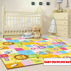 Kyпить Waterproof Floor Play Mat Rug Carpet Infant Baby Kids Crawling Game Double Sides на еВаy.соm