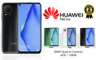 New Huawei P40 Lite Dual Sim Free 128gb 4g Lte Unlocked Phone Sealed Black Green